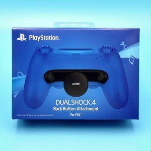 Back Button Attachment Dualshock 4 New